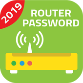 Wifi Router Settings - Admin Password icon
