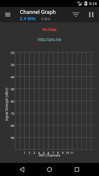 Wifi Analyzer 2018 apk screenshot