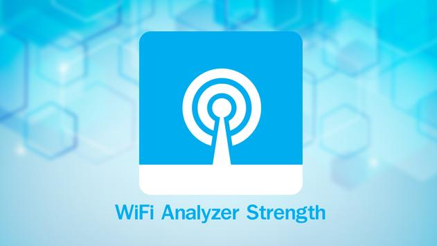 WiFi Analyzer Strength screenshot 3