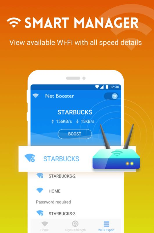 Network Booster - WiFi Speed Test & Boost Free APK Baixar ...