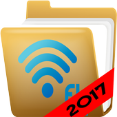 WiFi Data Sharing FTP 2017 icon