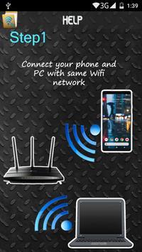 WiFi Data Sharing FTP 2017 apk screenshot