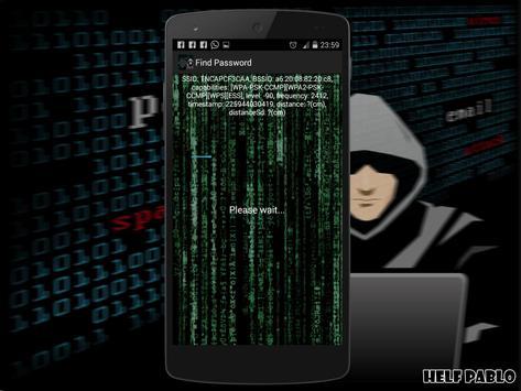 Wifi Hacker prank screenshot 3