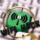 Free Wifi Hack - Prank icon
