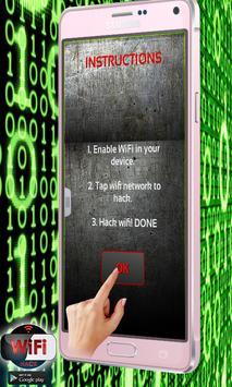 Wifi Hacker Password Prank apk screenshot