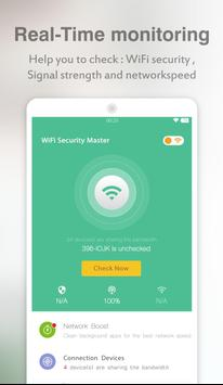 WiFi Security Master poster