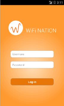 WiFi Nation Dashboard poster