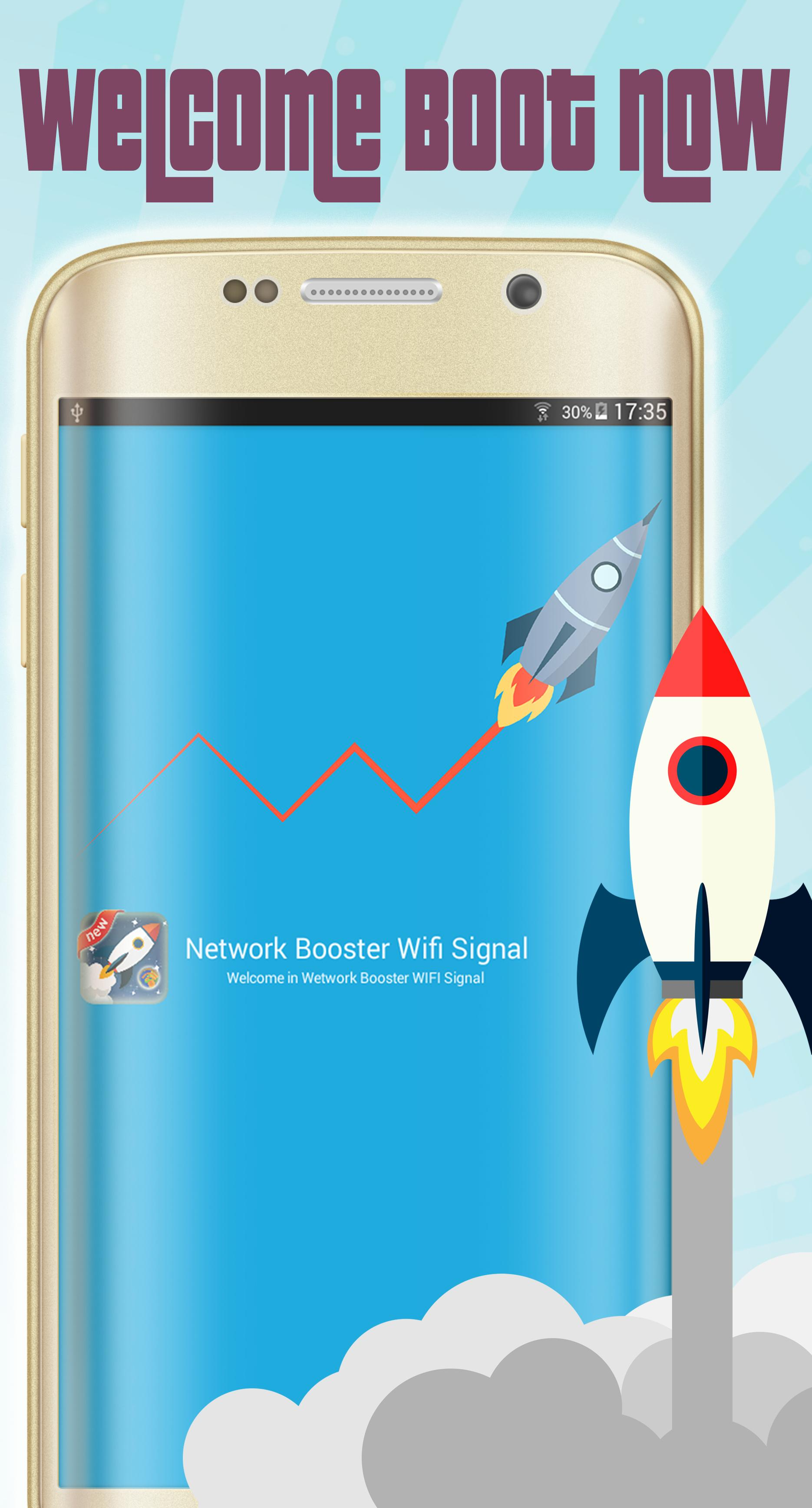 Network Booster Wifi Signal for Android - APK Download