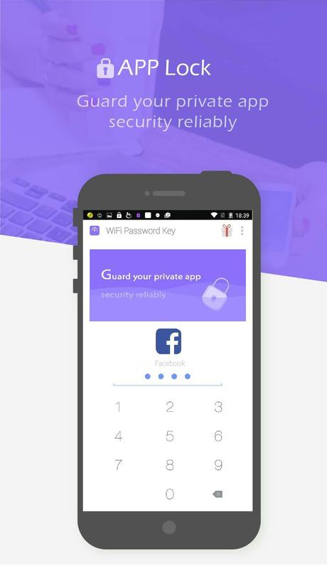 WiFi Password Key APK Download - Free Tools APP for ...