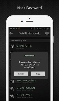 Wifi Password Hacker Prank screenshot 10