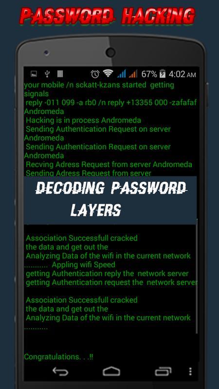 how to use wifi hacker
