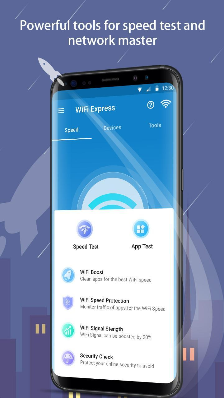 Net speed tester - Internet speed test&App test for Android - APK