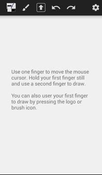WiFi Drawing Tablet apk screenshot