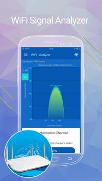 WiFi Analyzer - Best WiFi choice, best signal. poster