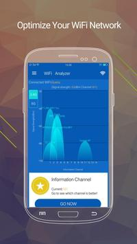 WiFi Analyzer - Best WiFi choice, best signal. apk screenshot
