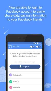 WiFi You-Free WiFi for Internet No password needed apk screenshot