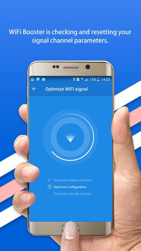 WiFi Booster accelerates net APK Download - Gratis Alat ...