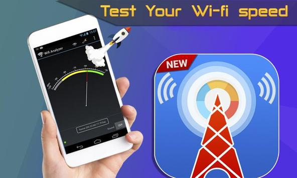 WiFi Analyzer & Net Speed Tester 0 0 2 (Android) - Download APK