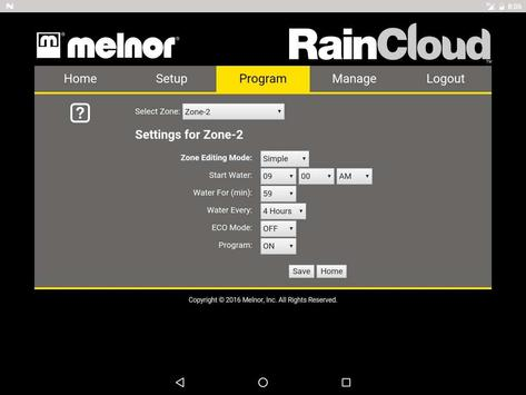 RainCloud apk screenshot