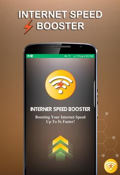 Internet Speed Booster (Prank) poster