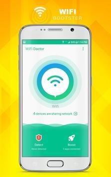 Wifi Booster - Wifi enhancer screenshot 1