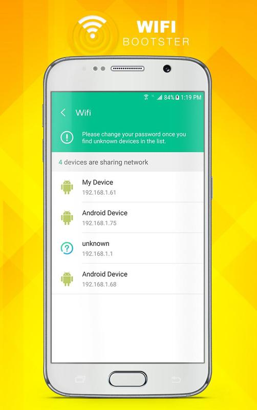 Wifi Booster - Wifi enhancer for Android - APK Download