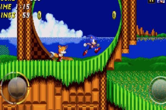 Guide:Sonic the Hedgehog screenshot 1