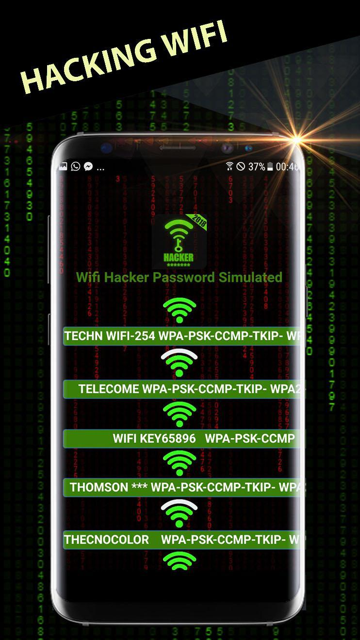 Wifi Hacker Password Simulated for Android - APK Download
