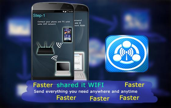 Shared it - Wifi File Transfer screenshot 1