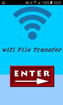 Wifi File Transfer poster