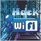 Wifi Password Hack Easy prank icon