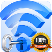 Wifi hacker password prank icon