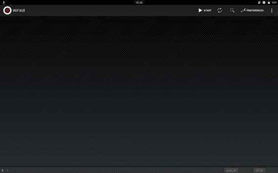 WiFiKill screenshot 3