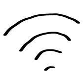 WiFi or DATA icon