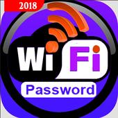 Wi-Fi Password Hacker Simulator icon