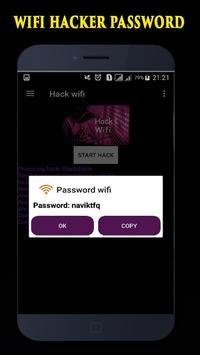 Wi-Fi Password Hacker Simulator screenshot 2