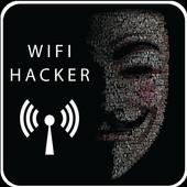 Wifi Password Hacker : Prank icon