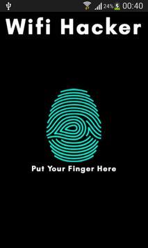 Wifi Password Hacker - Prank poster