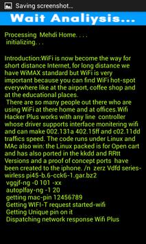 Wifi Password Hacker - Prank screenshot 2