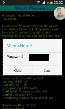 Wifi Password Hacker - Prank screenshot 3