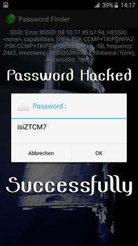 Wifi Password Hacker Pro prank apk screenshot