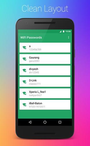 Saved WiFi Passwords [ROOT] APK Baixar - Grátis ...