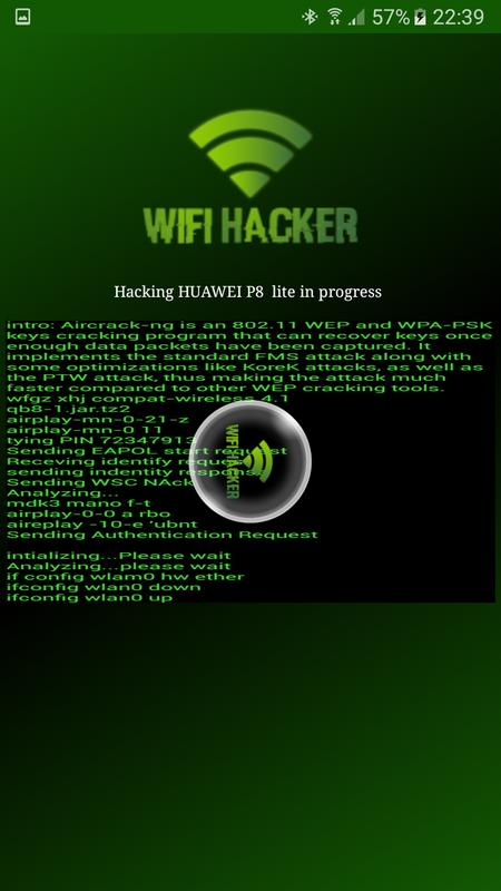 wifi hacking tools for android without rooting