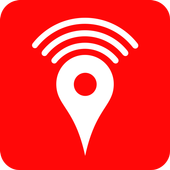Free WiFi Passwords on the Map - Wi-Fi Space icon