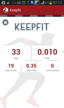 Keep Fit screenshot 2