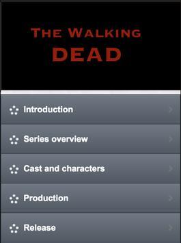Wikopolis: The Walking Dead poster