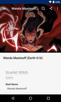 FANDOM for: Marvel screenshot 2