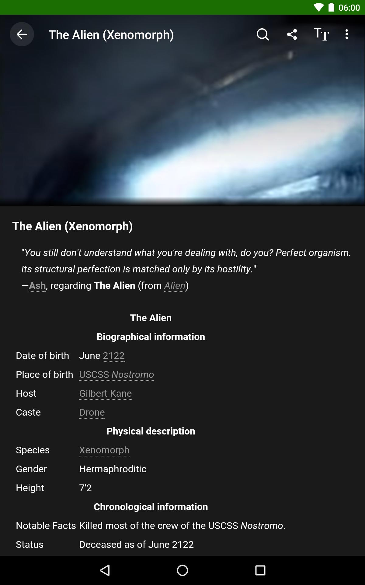 FANDOM for: Alien vs  Predator for Android - APK Download