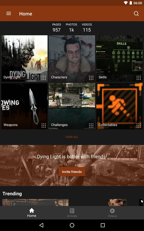 dying light download android apk
