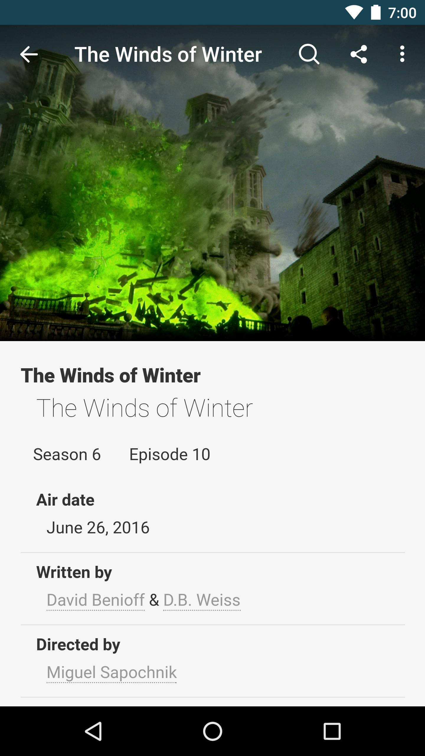 FANDOM for: GoT TV series for Android - APK Download